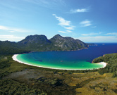 Australia, Tasmania, Freycinet Wineglass Bay