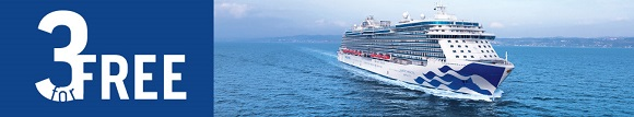 Princess Cruises Twice as Nice sale is on now