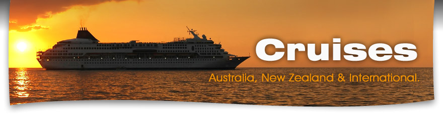 All cruises booked with Holidays Direct receive a BONUS fare discount!