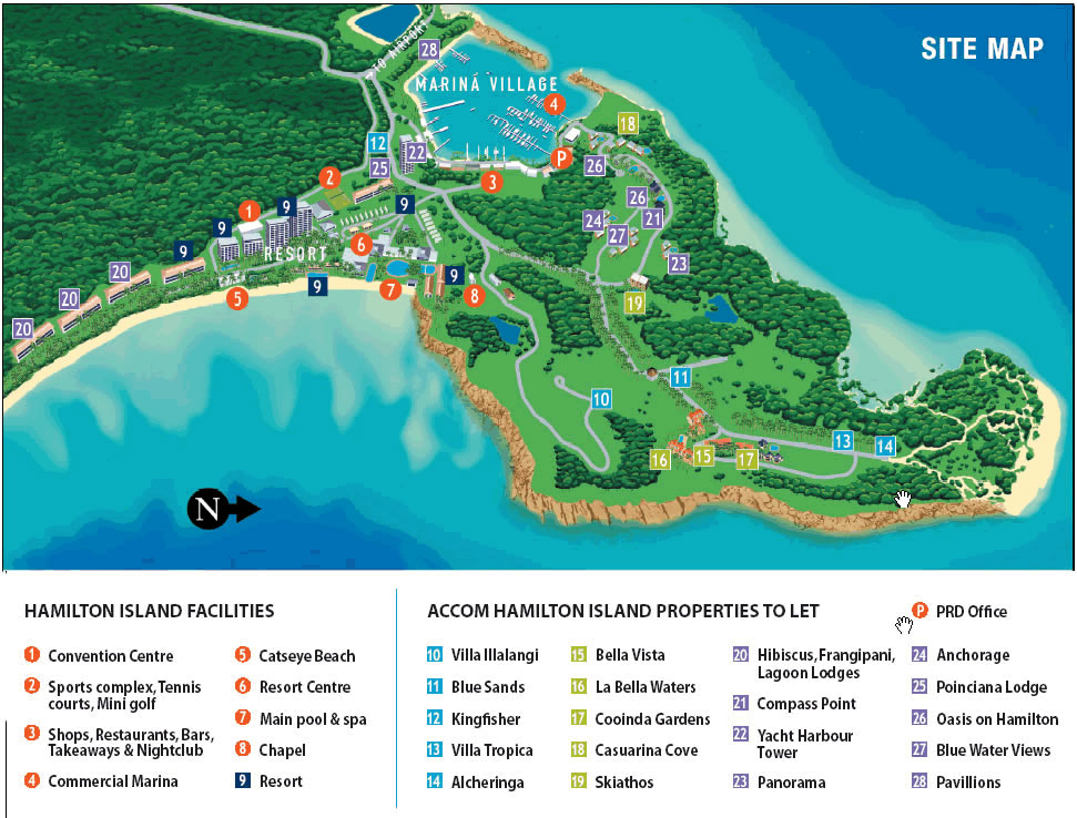 Hamilton Island Accommodation Packages