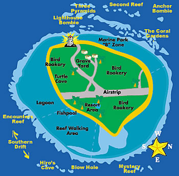 Discount Off All Rates And Packages For Lady Elliot Island