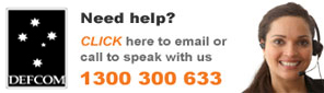 Contact us for assistance on 1300 300 633